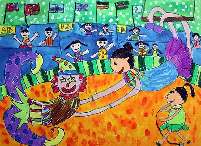 2013賽諾菲快樂長大兒童慈善計畫-快樂繪畫比賽 得獎名單出爐
